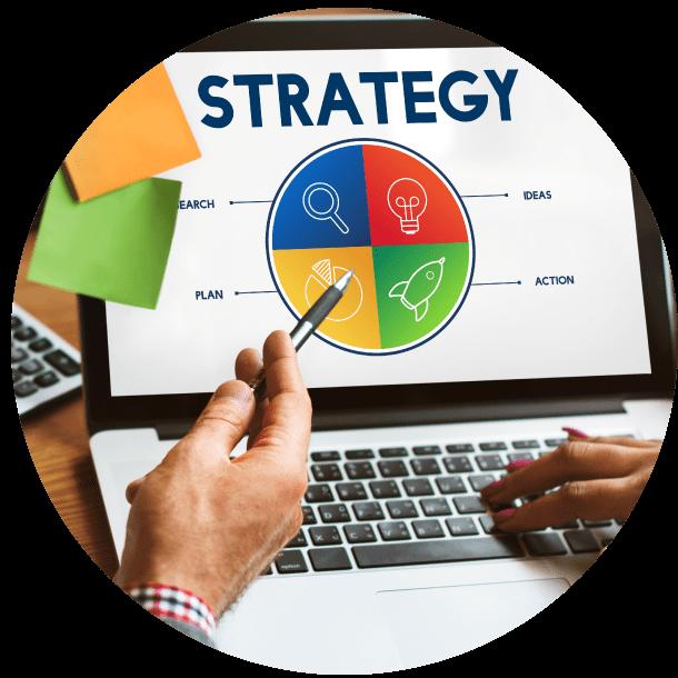 Aalpin digital Strategic Approach